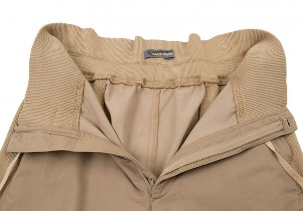 thumbnail 6 - ISSEY MIYAKE Rib Switched Pants Size 9(K-77099)
