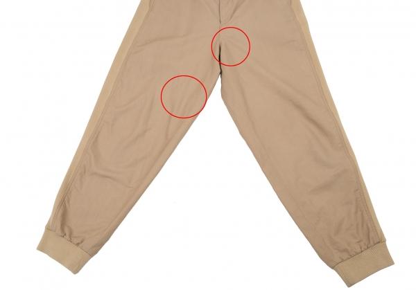 thumbnail 7 - ISSEY MIYAKE Rib Switched Pants Size 9(K-77099)