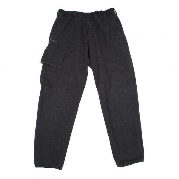 REGULATION Yohji Yamamoto MEN Cotton Sweat Pants Charcoal 2