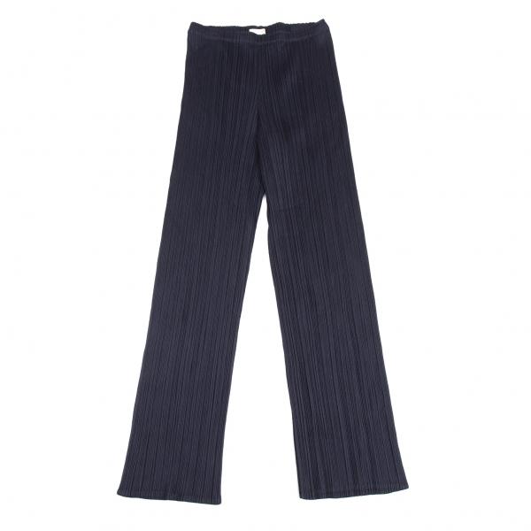 PLEATS PLEASE Pleats Pants Navy 2