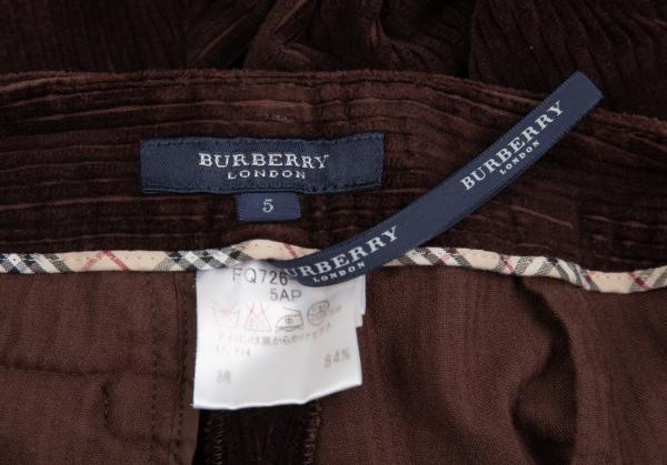 thumbnail 12 - BURBERRY-LONDON-Corduroy-Pants-Size-5-K-86597