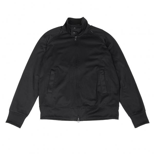 ワイスリーY-3 ベンチレーションジップトラックジャケット 黒XXL